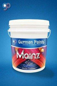 Mainz shine superior interior emulsion