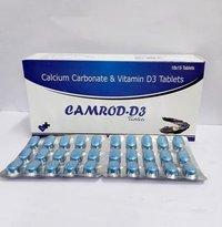 Calcium carbonate with Vitamin D3
