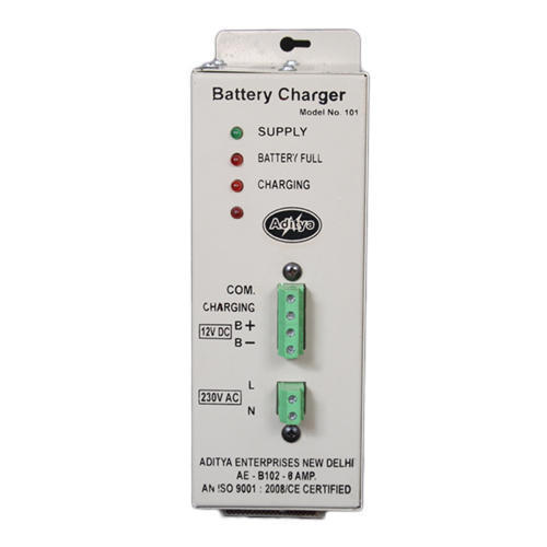 Generator Battery Charger
