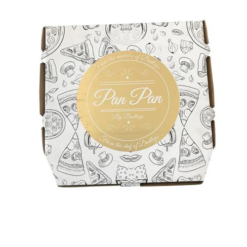 Pan Pizza Box
