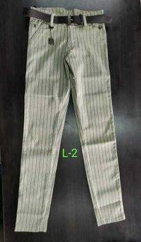 Boys Cotton Lycra Pant