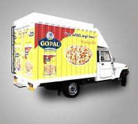 Food Cargo Packer mover