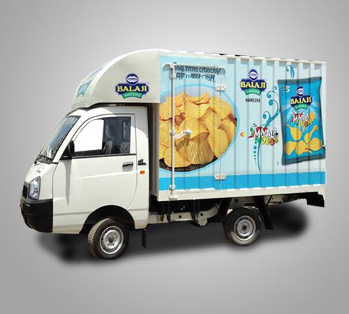 Tata Ace Food van