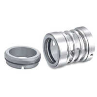Single Spring Clutch Unbalanced seal