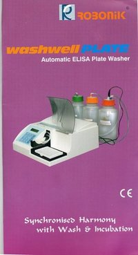 Elisa Plate Washer Machine