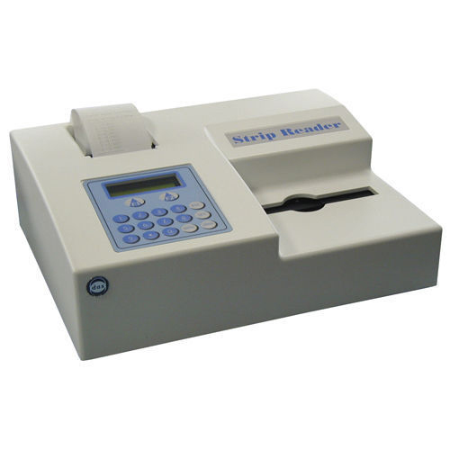 Semi Automatic Strip Reader