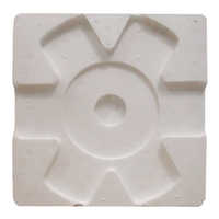 Thermocol Button Disk Box