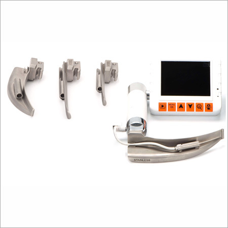 Neonatal Video Laryngoscope