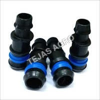 Drip Pipe Ring Start Connector 20x16 mm