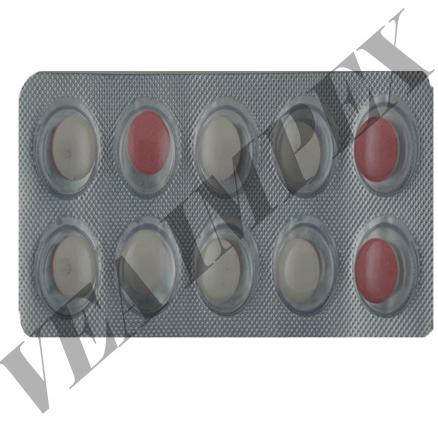 Amlovas M 50(Amlodipine and Metoprolol Tablets)