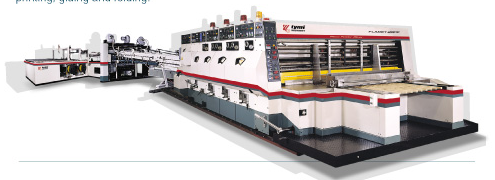 Automatic Flexo Folder Gluer