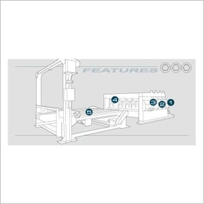 Automatic Flexo Printer Slotter