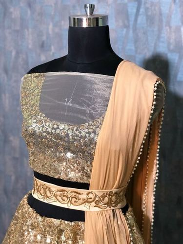 Party Wear Heavy Designer Lehenga