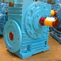 Right Angle Worm Reduction Gearbox