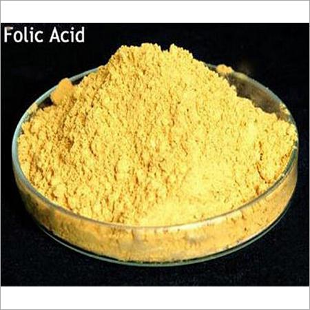 Vitamin B9 - Folic Acid