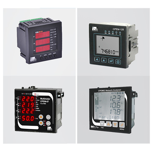 Digital Energy Meters