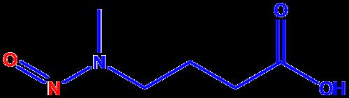 N-Nitroso-N-methyl-4-aminobutyric Acid