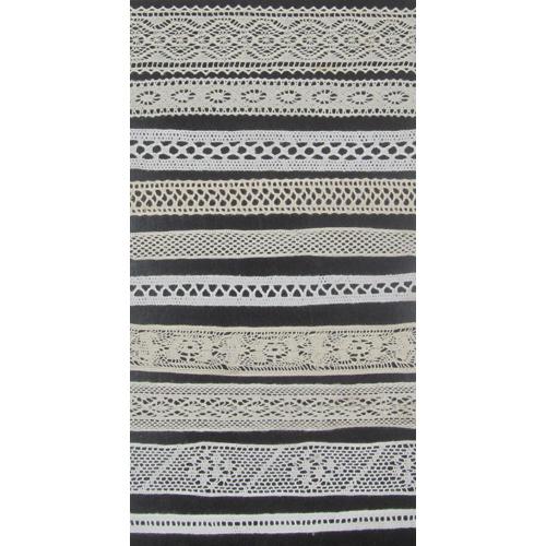 Crocia Cotton Laces