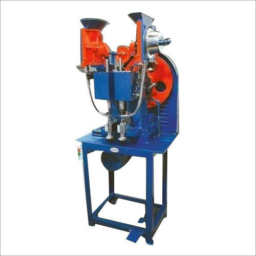 Manual Eyelet Punching Machine