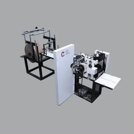 Kraft Bag Making Machine