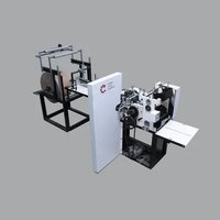 Kraft Bag Making Machine