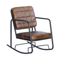 Armrest Leather Chair