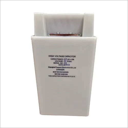 High Voltage Capacitor 0.22uF 50kV ,ESWL Capacitor 220nF 50kV Condensador