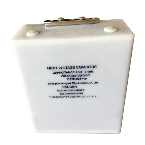 High Voltage Capacitor 100kV 0.02uF,Fast Pulse Capacitor 20nF 100kV,