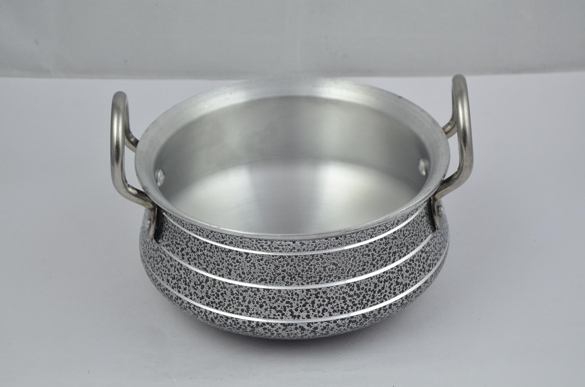 Aluminium Black Handi