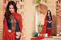 Pure Cotton Punjabi Suits