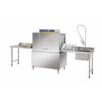 Commercial Conveyor Type Dishwasher