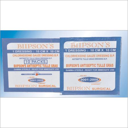Chlorhexidine Acetate Antiseptic Tulloe Gras Dressing