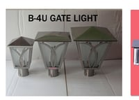 Post Gate Lights