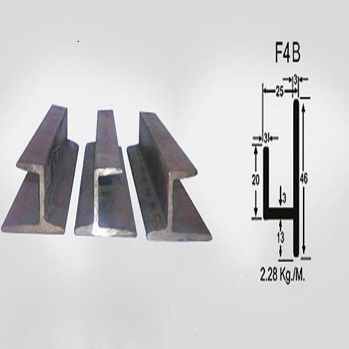 Mild Steel Window Section
