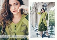 Georgette Digital Printed Fancy Kurtis
