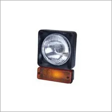 HEAD LIGHT JCB 3DX