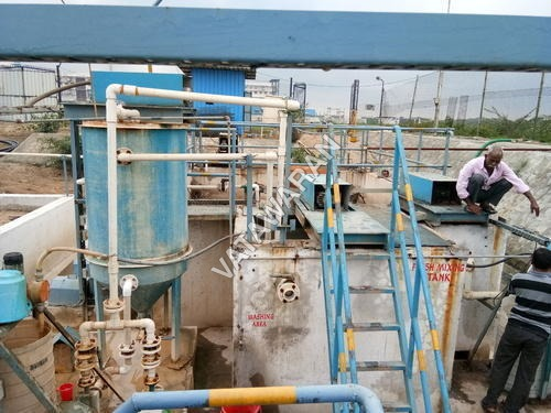 Integrated Sewage Treatment Plant