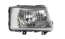 HEAD LIGHT BHARAT BENZ