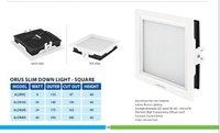 Orus Slim Downlight - Square