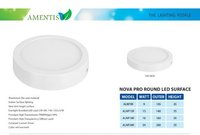 Nova Pro Round Led Surface