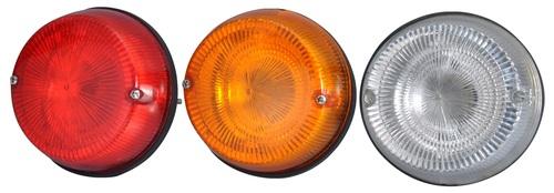 Tail Lamp Starbus Round