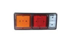 TAIL LAMP EICHER CANTER LED