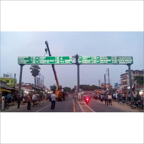 Overhead Gantry Sign Board