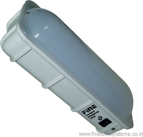 COMPACT EMERGENCY LIGHT