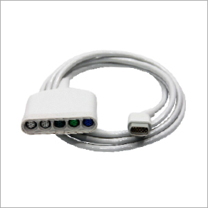 ECG Cable With Leadwires