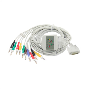 EKG Cable and Electrode