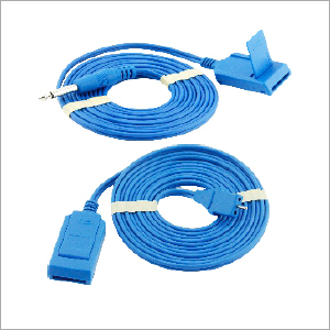 DIATHERMY PATIENT PLATE CABLE