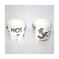 Coffee Disposable Printed Paper Cup