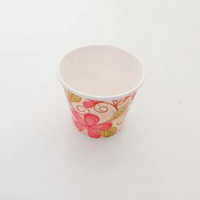 65 Ml Printed Coffee Cup