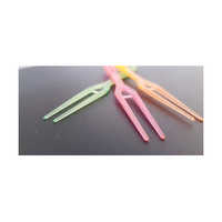 Plastic Fruit Fork